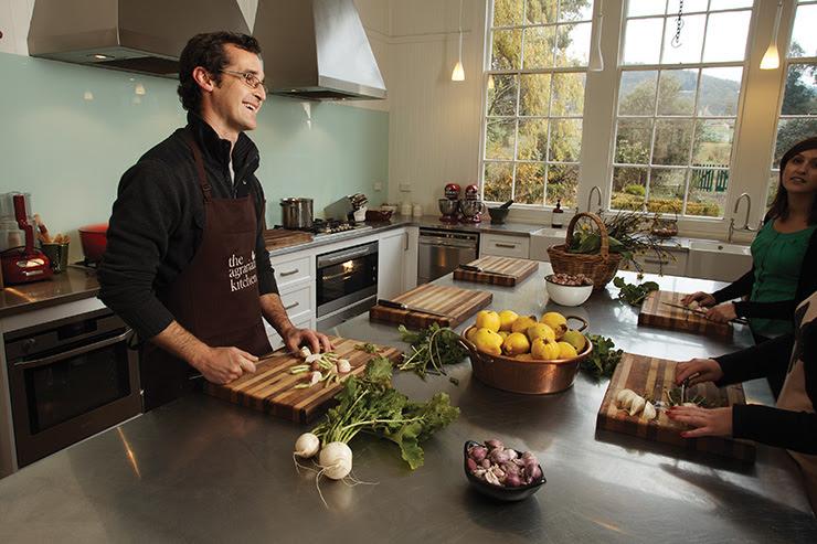 The Agrarian Kitchen Tasmania