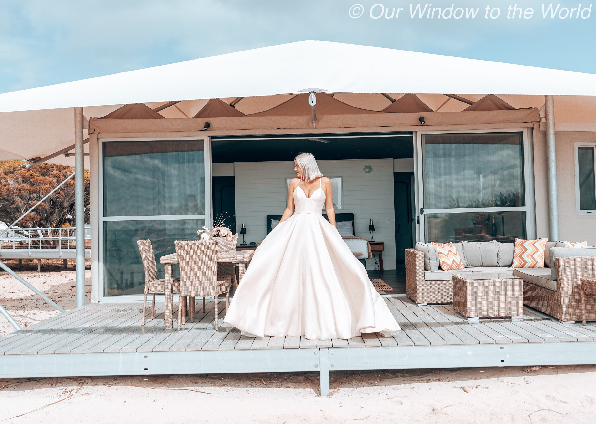 Photography: Our window to the world. Location: Discovery Rottnest Island