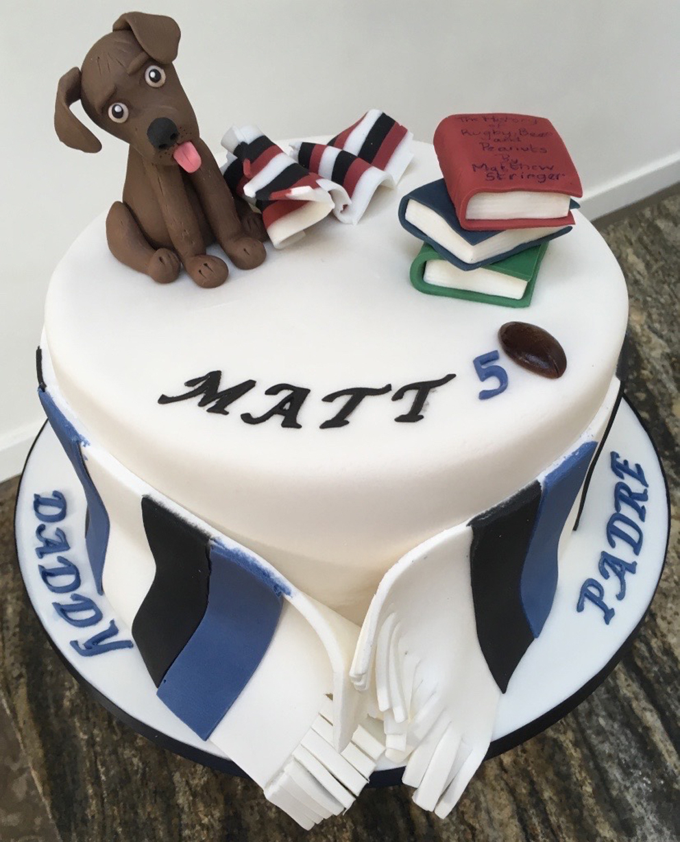 Custom made Celebration Cake - 8 inch / 20cm - from £75This cake would be priced at £85
