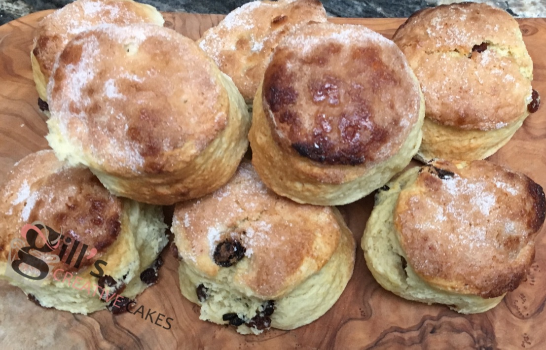 Delicious Homemade Scones - Freshly baked homemade scones made to order and delivered within the Bath area.Why not provide your guests with the best quintessential English Afternoon Tea. Scones need to be eaten on the day of delivery. Or alternatively bulk buy and freeze, they are just as good defrosted and heated.