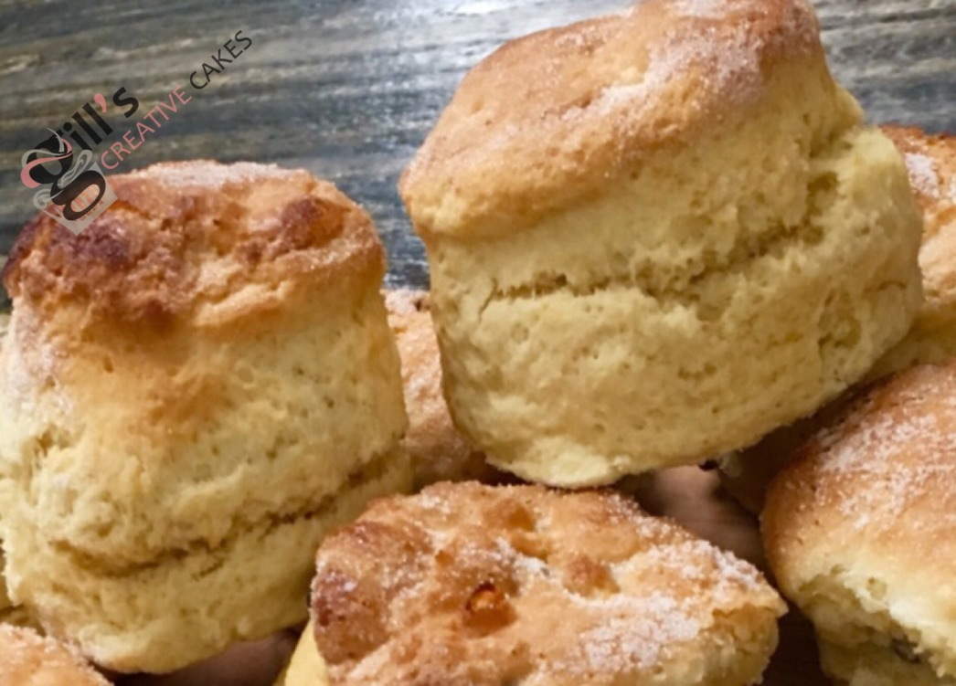 Homemade Sweet Scones  - Click here to order or contact me to discuss