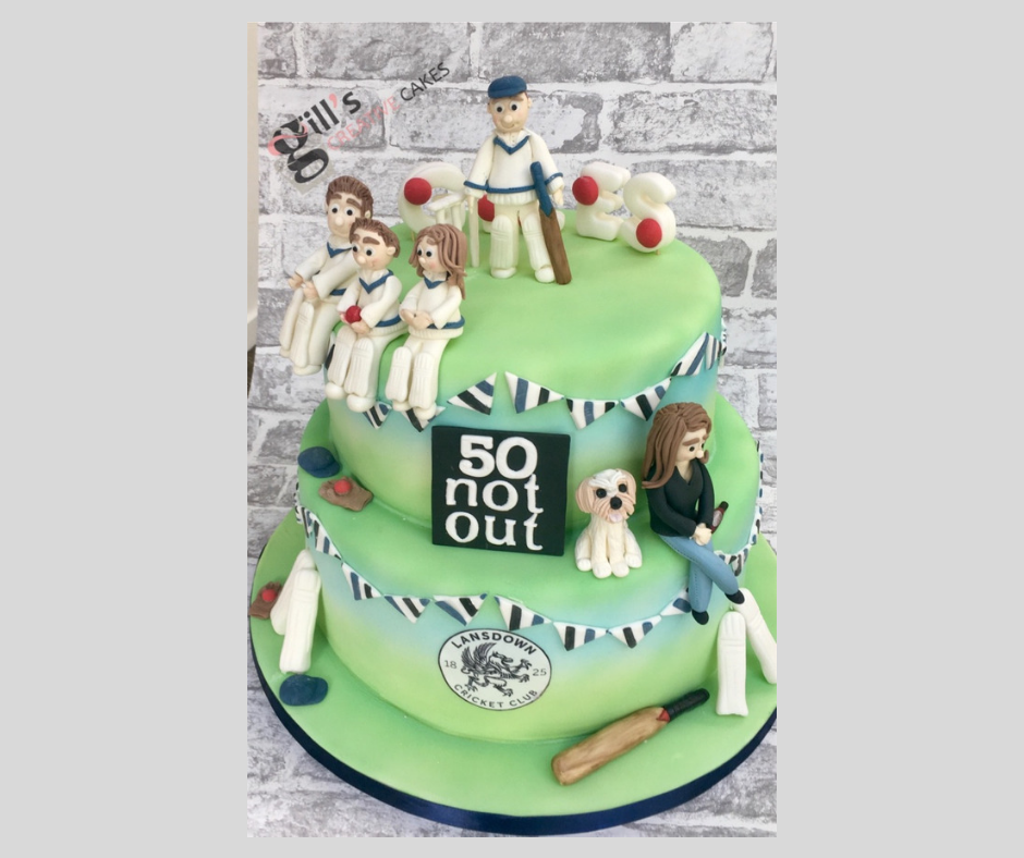 Lansdown Cricket Birthday Cake .png
