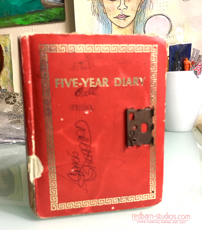 My 12 yrs Old Diary - journal addict