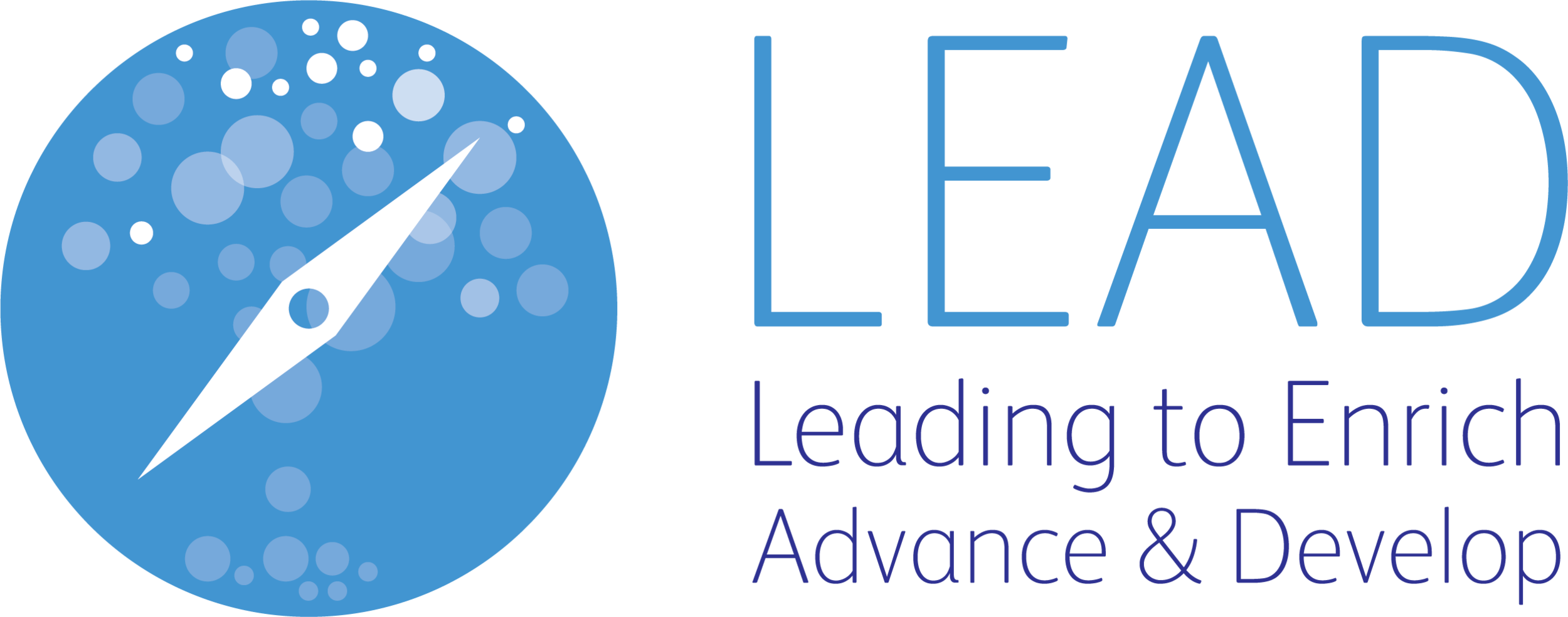LEAD Leading to Enrich, Advance & Develop Logo.png