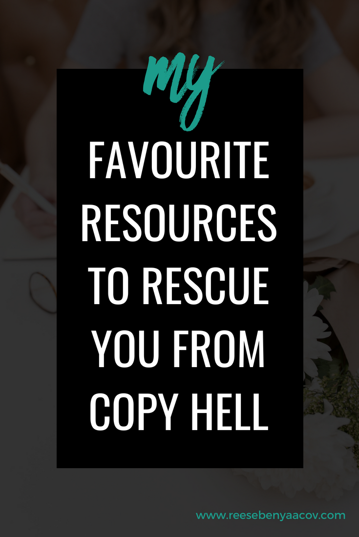 Copywriting Resources for Virtual Assistants