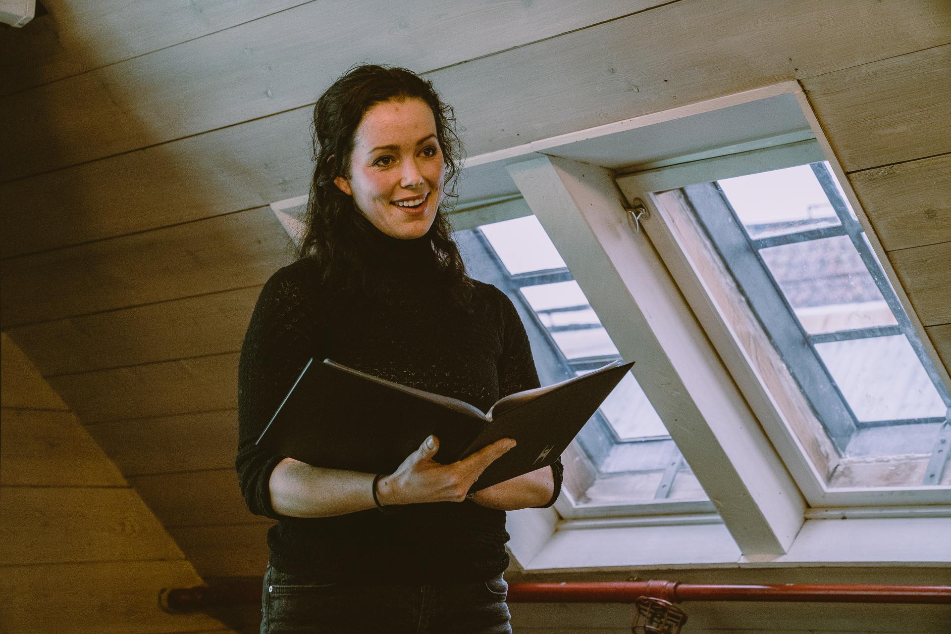 Heidi Wittrup Djup, FOTO: Margrethe Vikan Sæbø