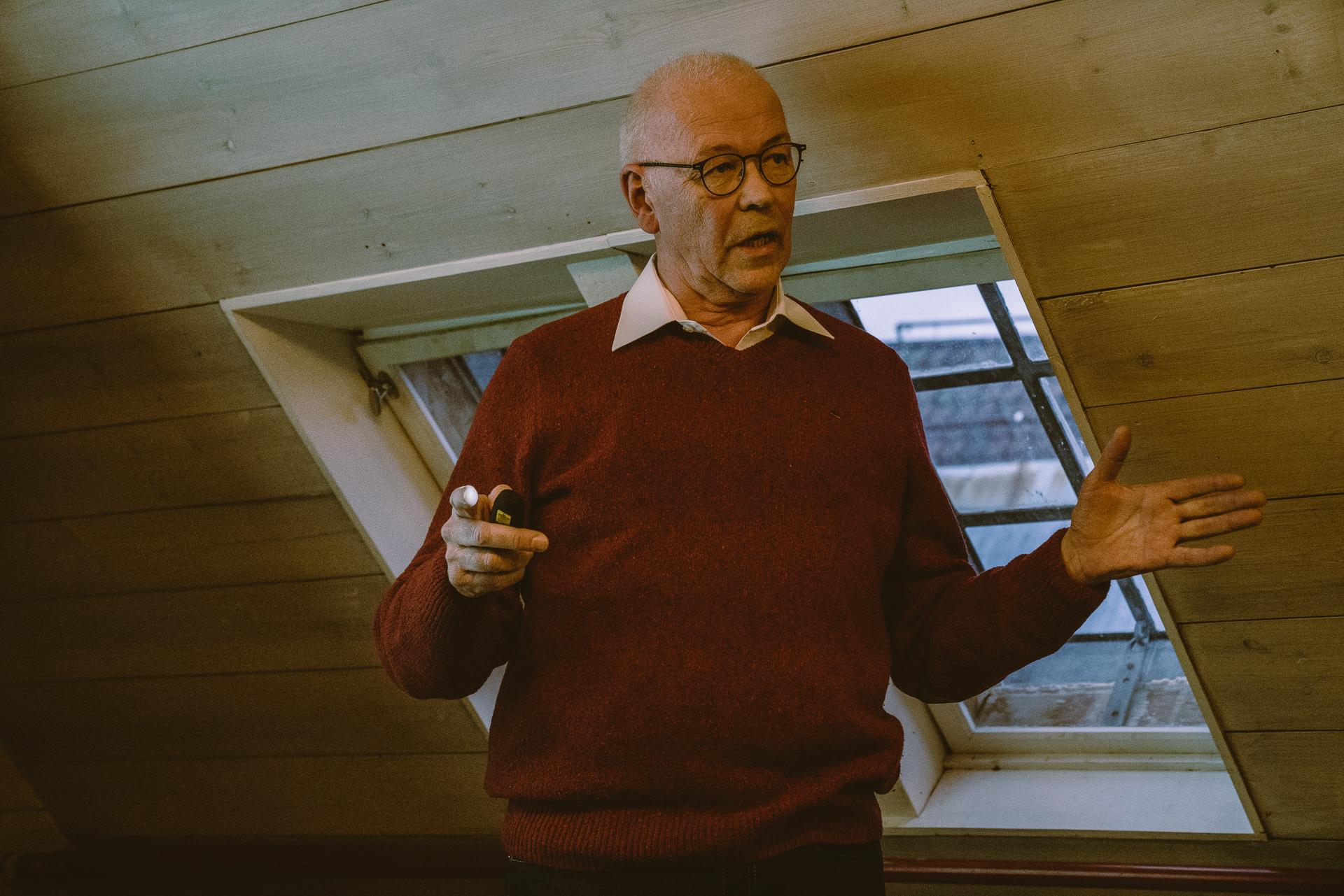 Bjørn Helge Gundersen, Foto: Margrethe Vikan Sæbo
