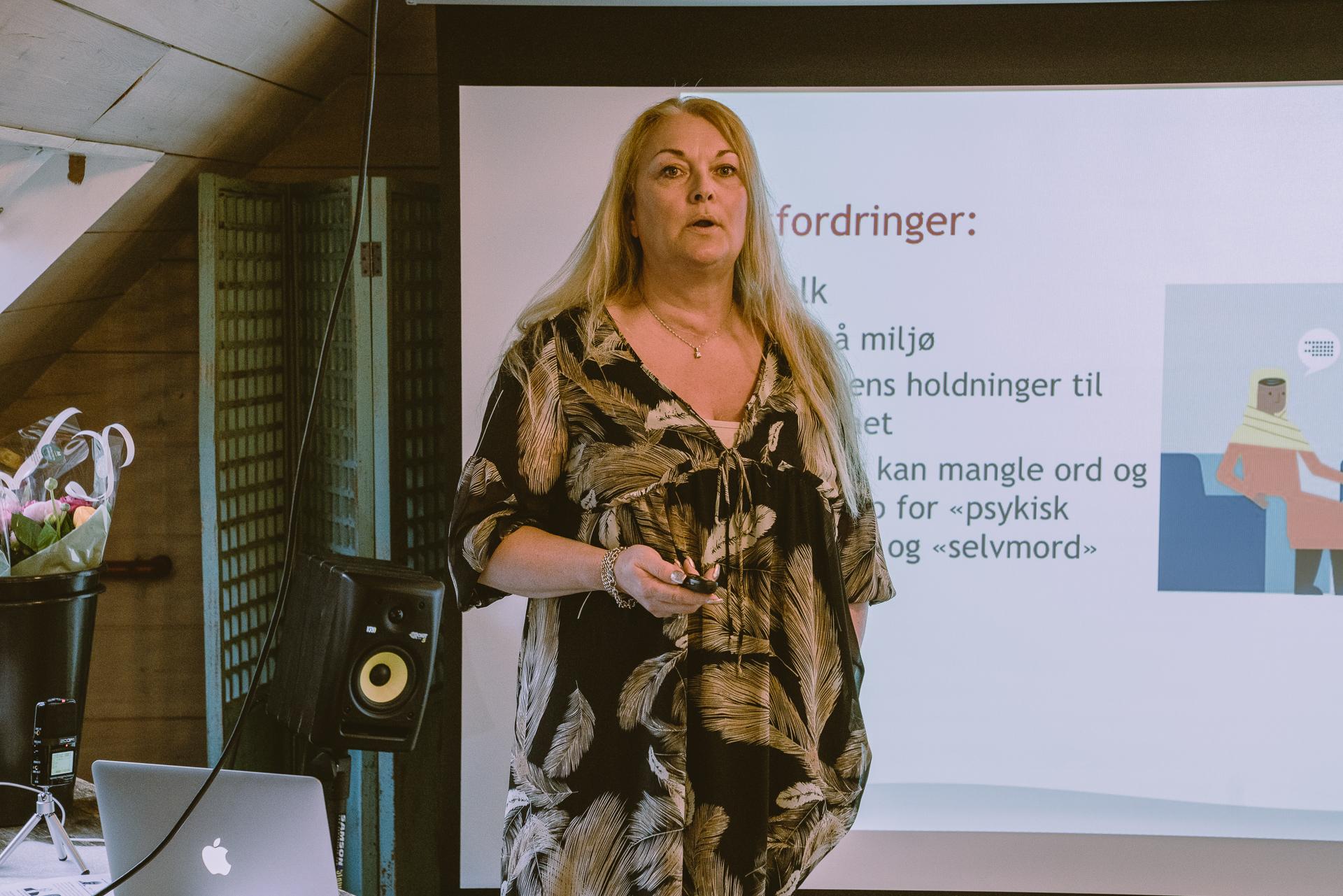 Annie Norevik, Foto: Margrethe Vikan Sæbø