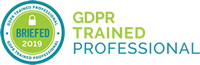 GDPR Trained Professional Banner 200x65