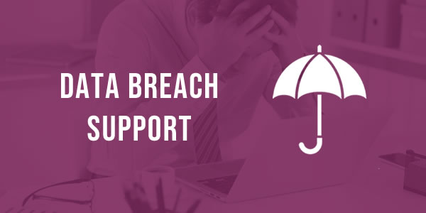 Data breach support