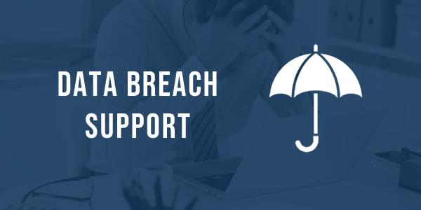 Data breach support