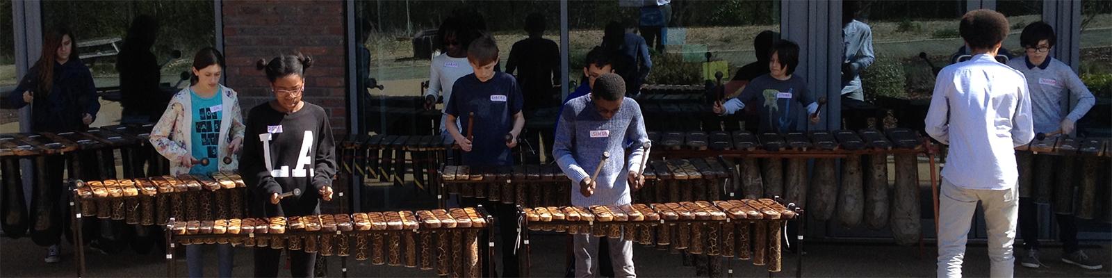 Diversity Day African Marimba Workshops London