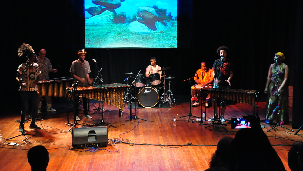 African Marimba Live Music Performances London, UK