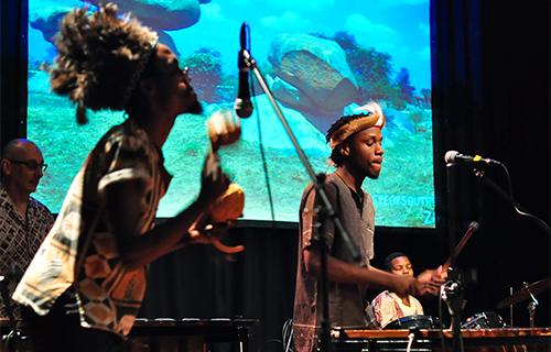 African Marimba Music - Entertainment