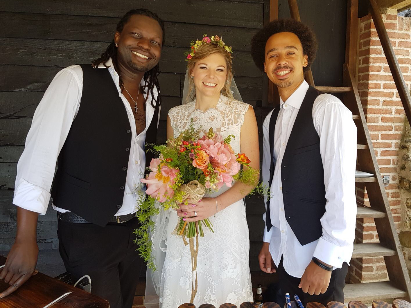 Wedding Entertainment - African Marimba Band - London, UK.jpg