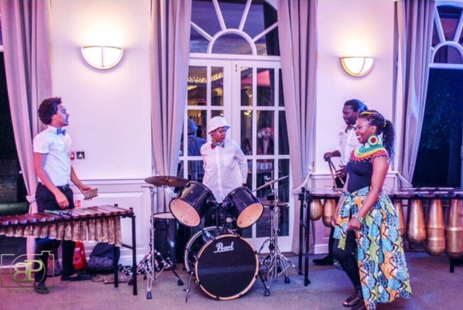 Wedding Entertainment - African Marimba Band - London, UK - 2.JPG
