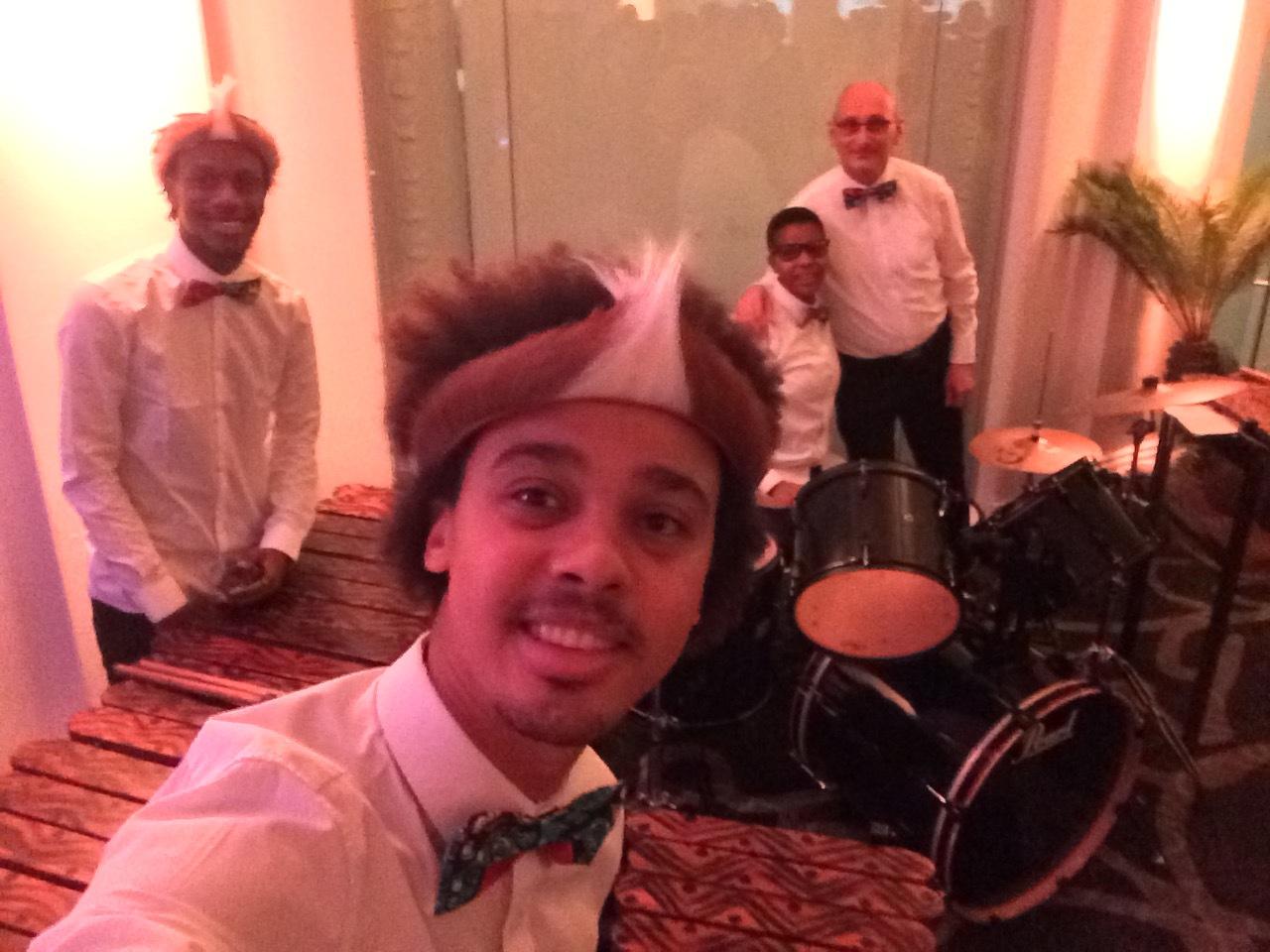 Duduetsa African Marimba Band - Grassroot Soccer World AIDS Day Gala.JPG