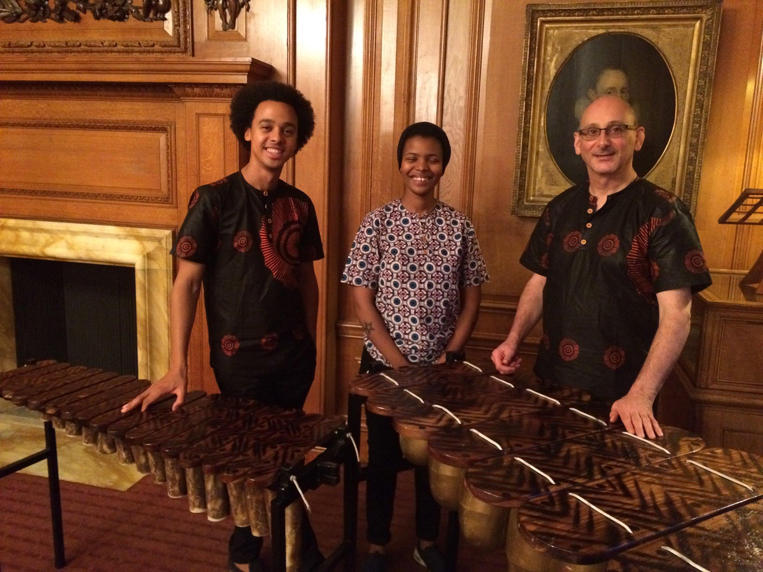 Duduetsa African Marimba Band - Ngaa & Jon's Wedding