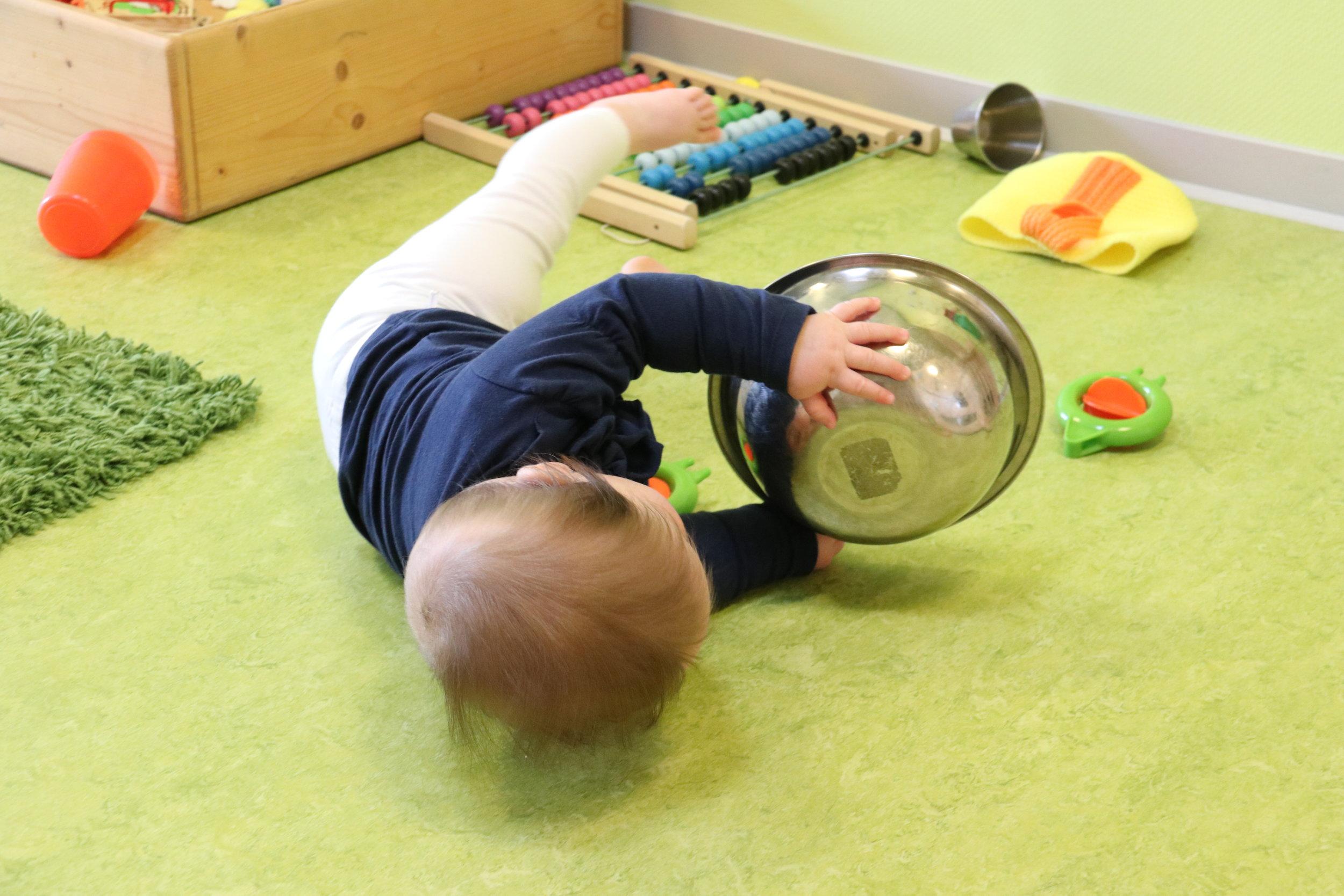 Babygroep - 0 tot 22 maandenErvaring