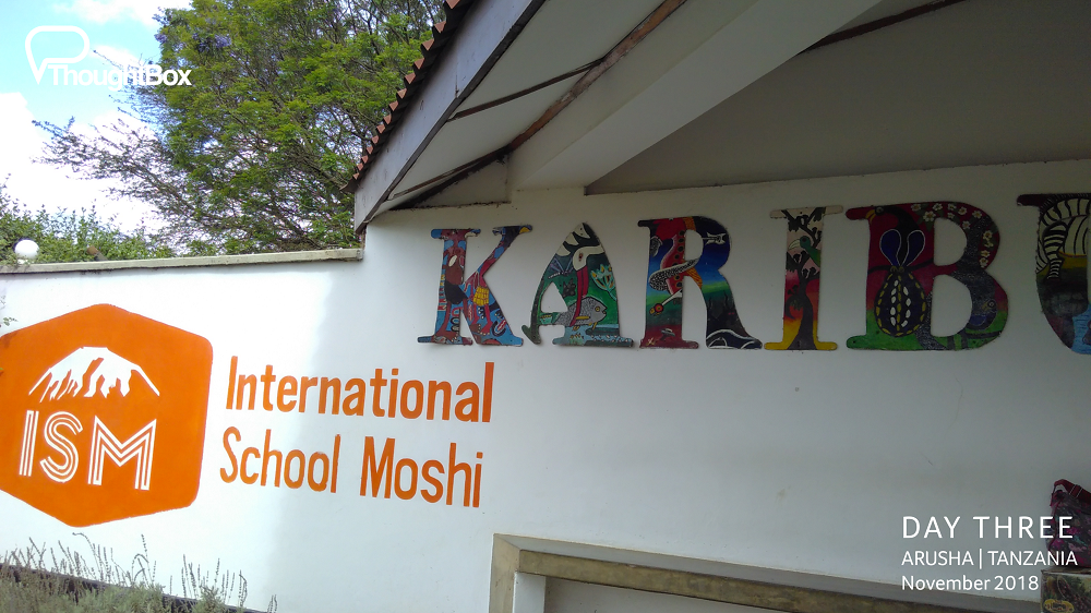 We returned to one of our favourite schools (ISM Arusha) to interview Headmaster Phil Bowen and Head of Lifeskills Olivier Emond for our 'Conversations on Empathy' series.