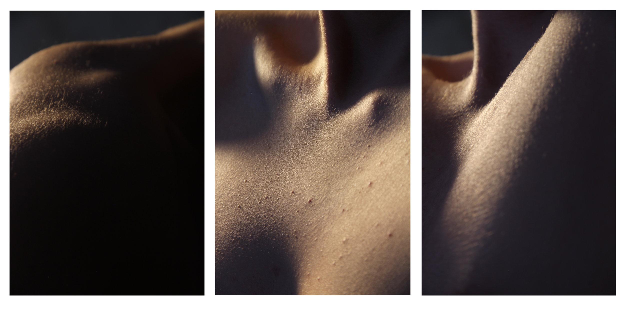 Body Landscape, digital photograph, 2016