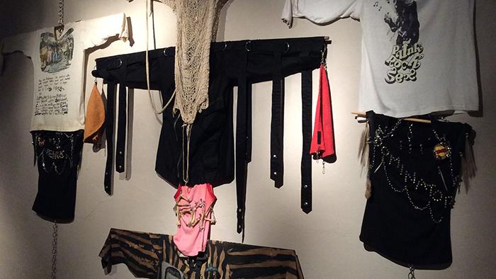 Rebel Threads Exhibition