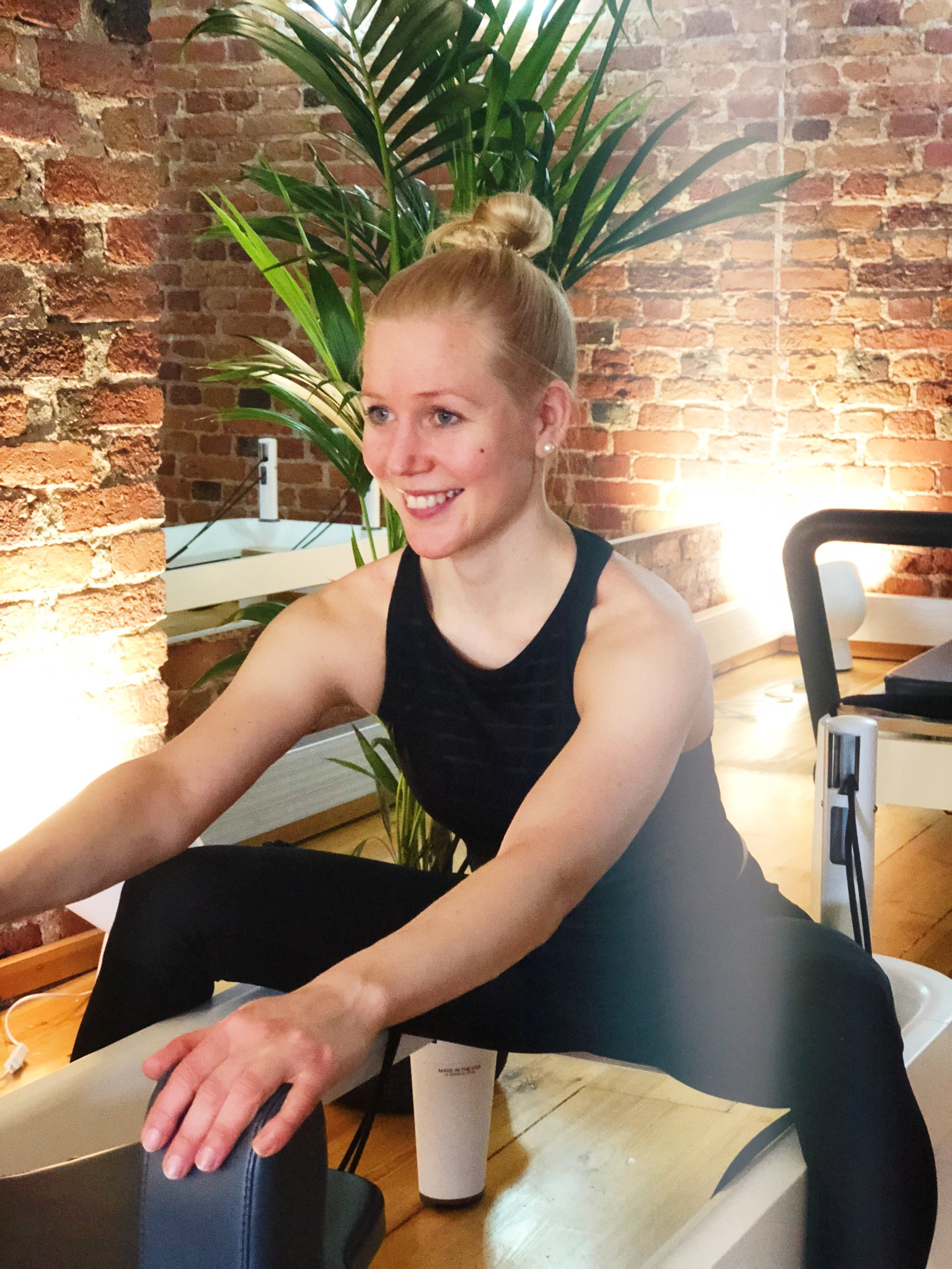 Emma, Pilates - Kind but precise, gentle but rigorous and oh so intense! Come under Emma's lens to experience a transformative and insightful hour by learning more about the countless connections in your body and by raising awareness through movement.Instagram: @emmukristiina