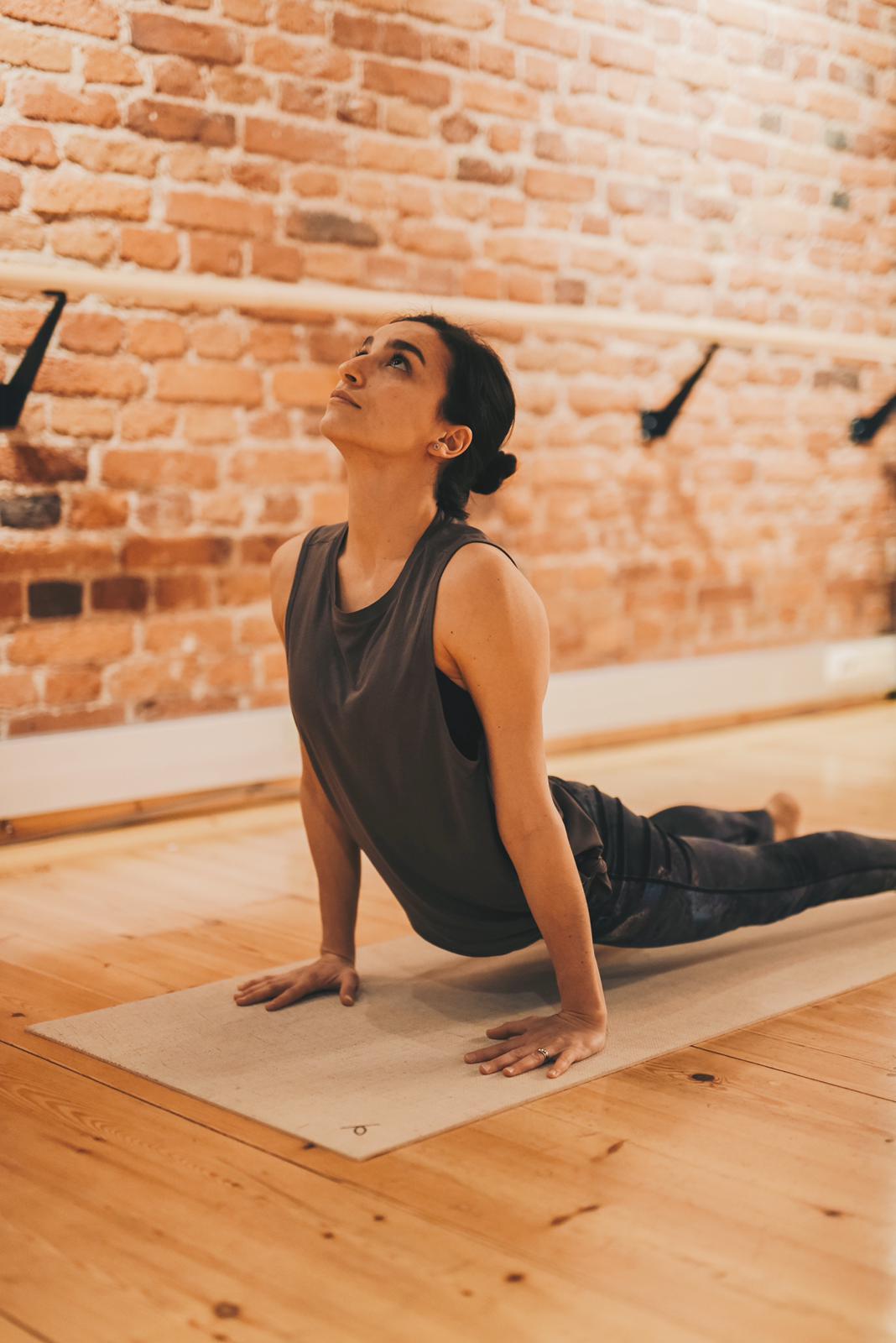 Stefania, Yoga -