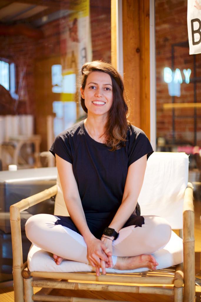 Alessandra, Pilates -