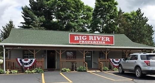 Big River Properties  www.BigRiverVentures.com  231-266-8288