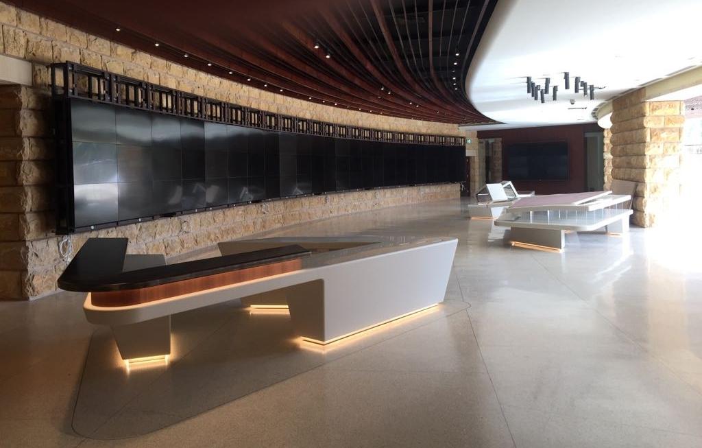 Atturaif Visitor Reception Centre