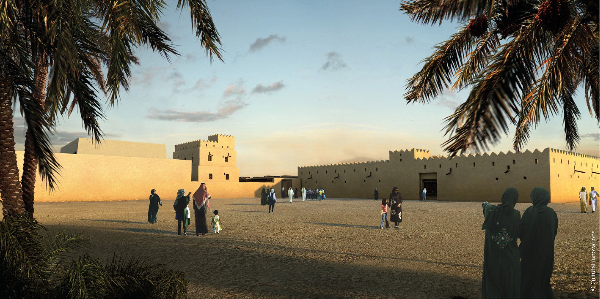 Al Qattara Arts Centre © Cultural Innovations