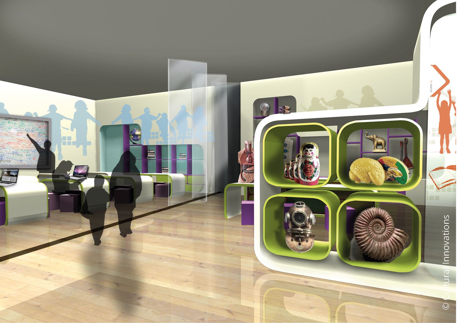 Children's Interactive Museum © Cultural Innovations