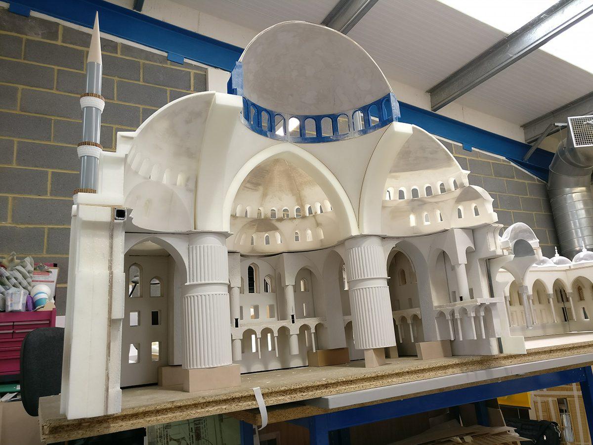 Sheikh Abdullah Al Salem Cultural Centre Arabic Islamic Science gallery