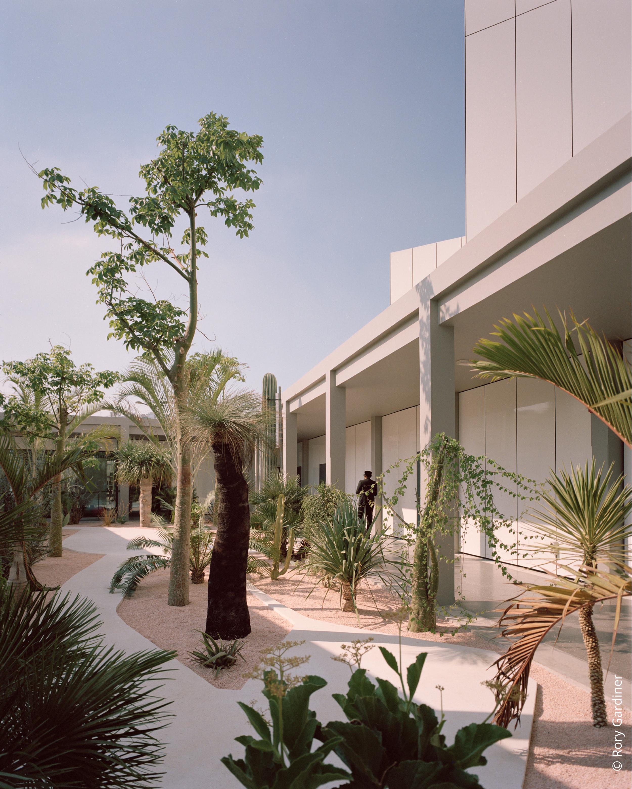 Jameel Arts Centre © Rory Gardiner