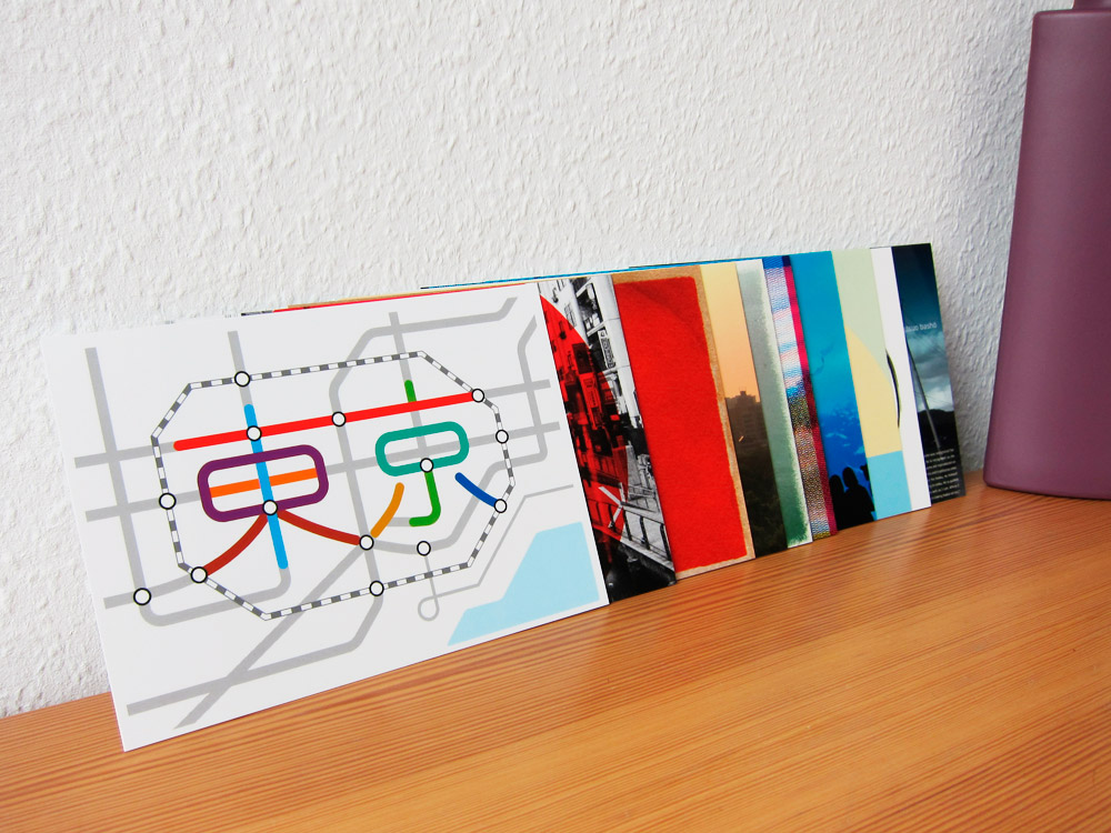 cartes Journey Through Japan