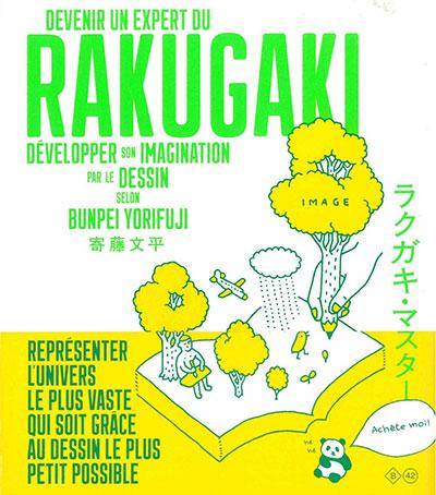 Livre: Devenir un expert du Rakugaki
