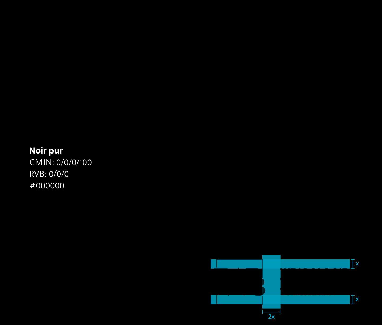 """Présentation du logo """"W3 - Wearologie Wardrobe Workshop"""" en illustrant la couleur (noir) et les typographies utilisées ainsi que la comparaison avec le logo Wearologie."""