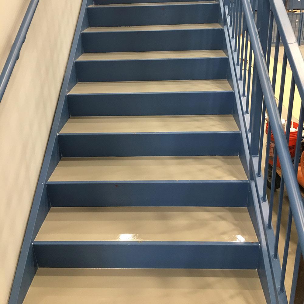 Municipal - SchoolsWalkwaysMunicipal buildingsPoolsLibrariesEquipment GaragesSamples of Spectrum Surfaces' Projects