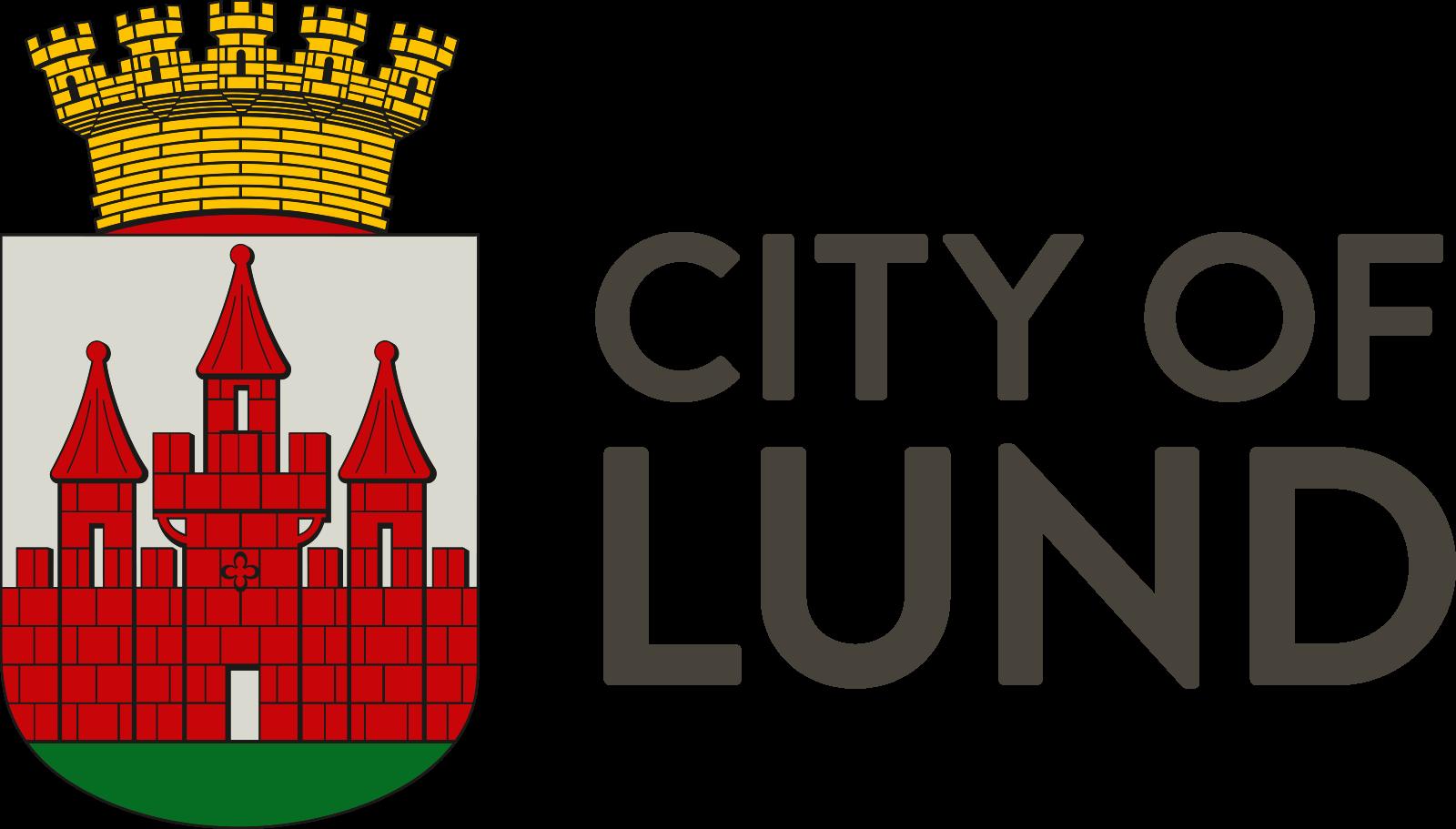 City of Lund logo horisontellt POS RGB.png