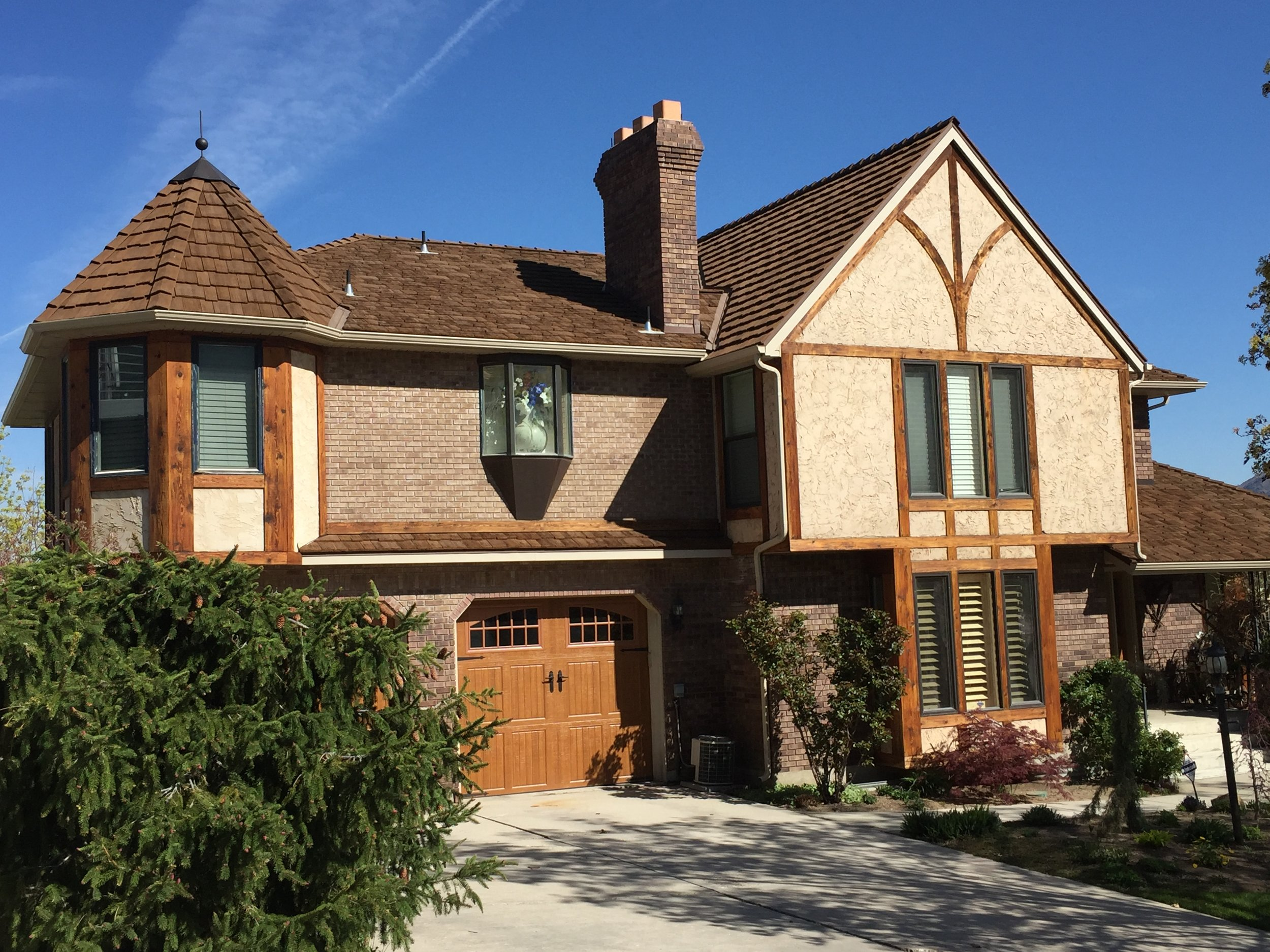 CeDUR-Golden Cedar roof-Cool Roof Rated
