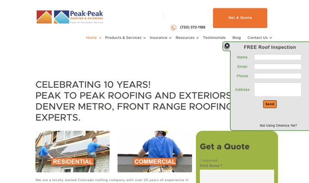 Peak To Peak Roofing & Exteriors, LLC.png
