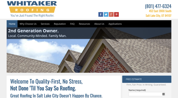 15 Of The Best Roofing Contractors Salt Lake City Utah