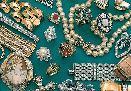 Estate Jewelry -