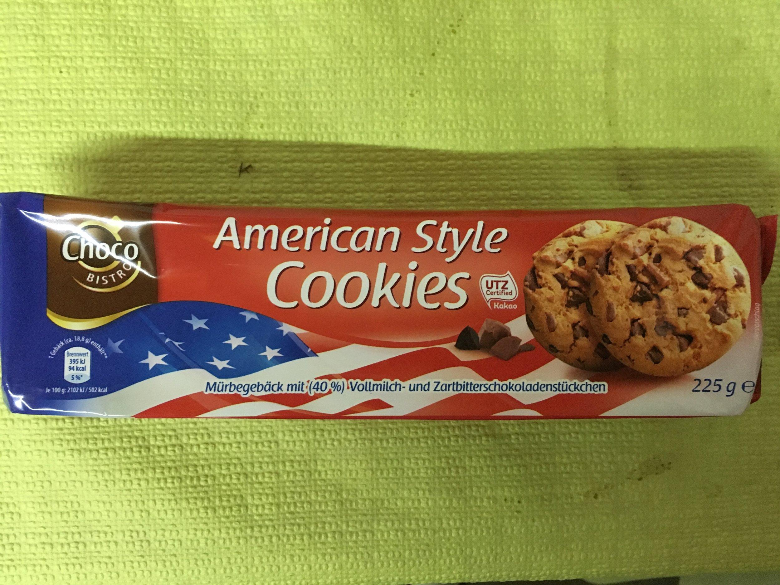 "A.K.A. ""Chocolate Chip"""