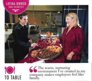 Hispanic Living article