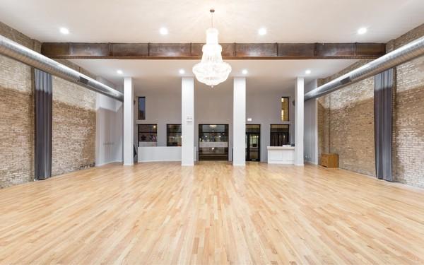 The Shapiro Ballroom