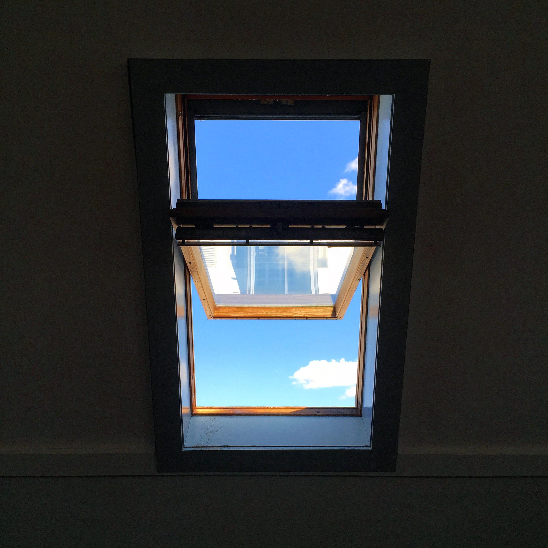 Sky door.