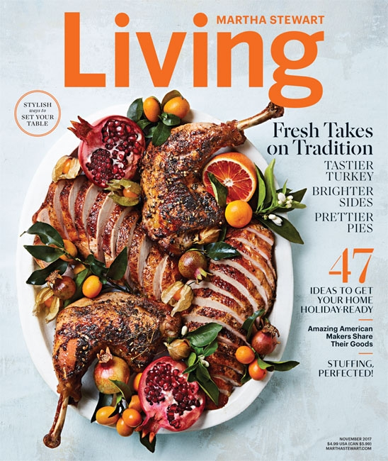 Martha Stewart Living - November 2017