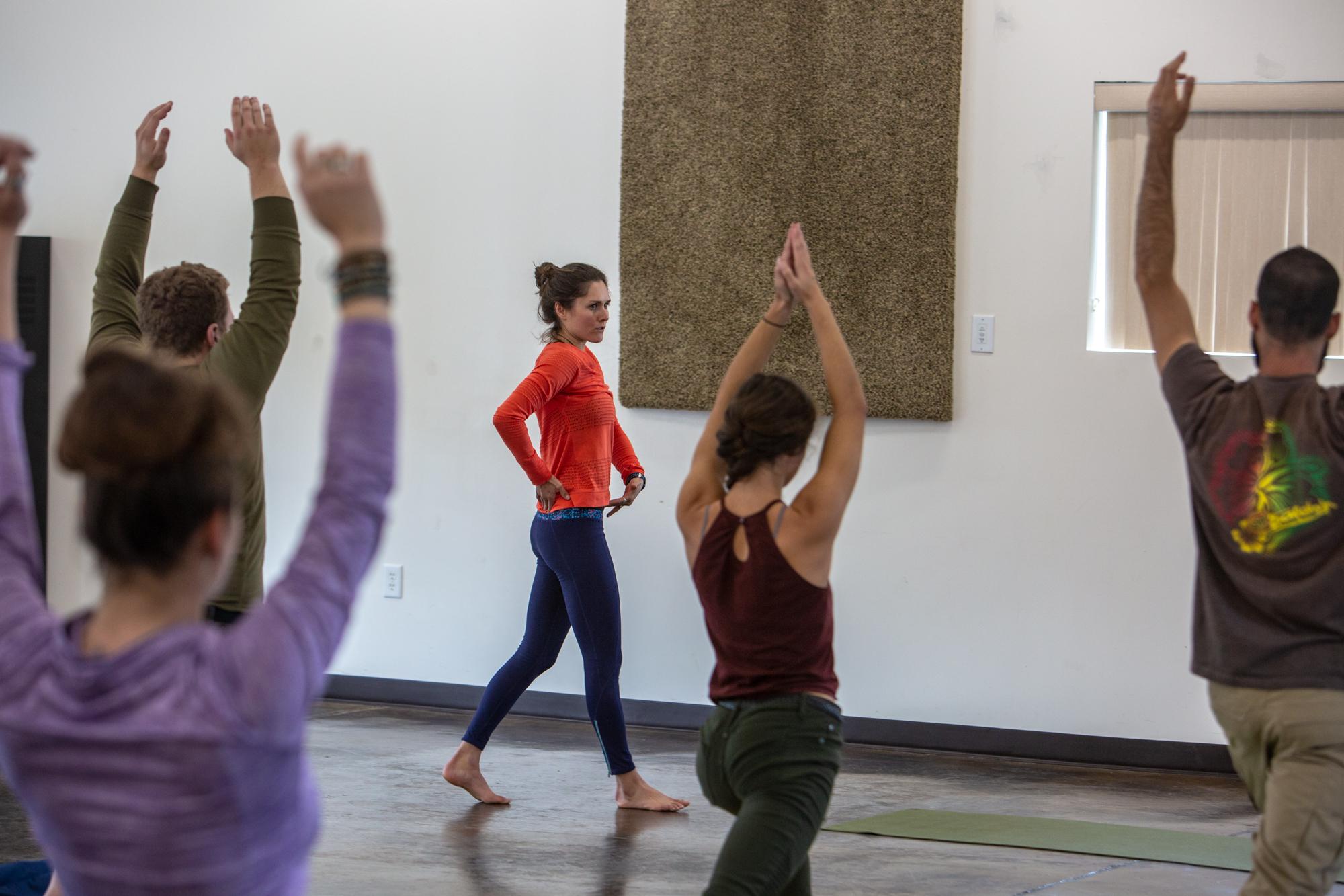 Mindfulness, meditation, and yoga coaching